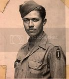 Grandpa in First Special Service Force or Devils Brigade Uniform